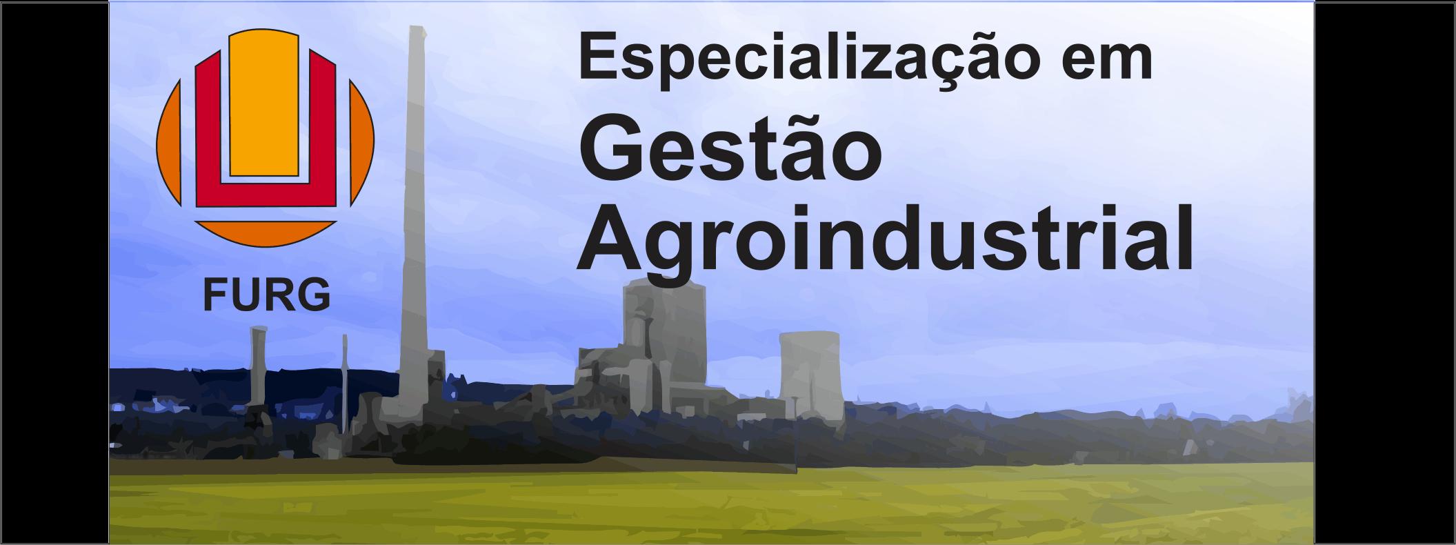 Especialização em Gestão Agroindustrial